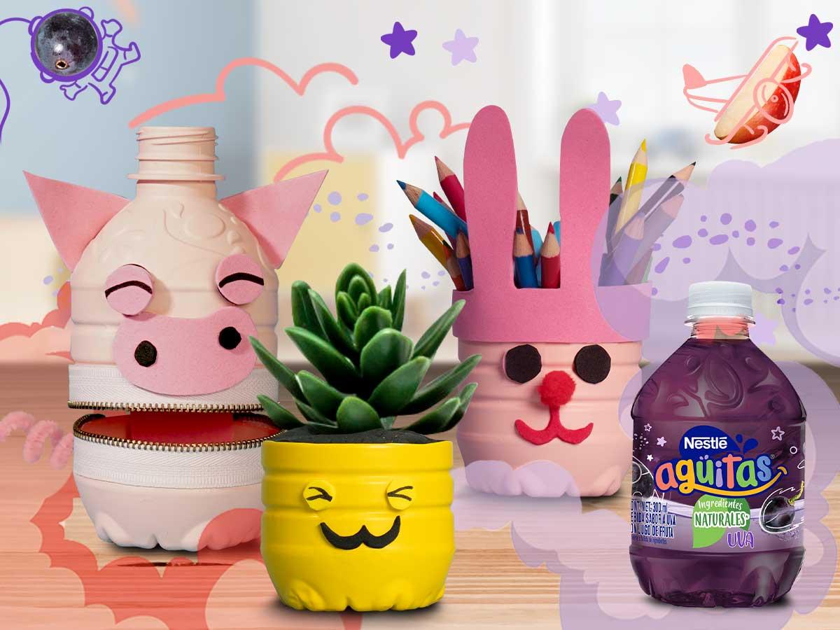 Nestlé Agüitas®: la opción de hidratación deliciosa, divertida y ¡sin sellos!
