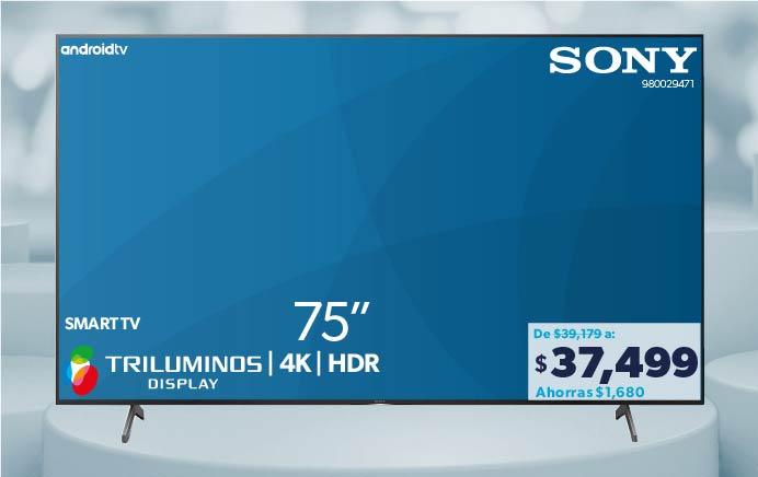 """SMART TV 75"""""""