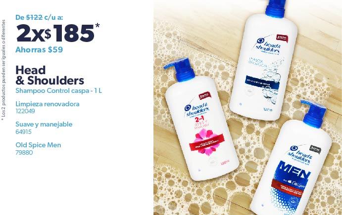 Shampoo Control caspa - 1