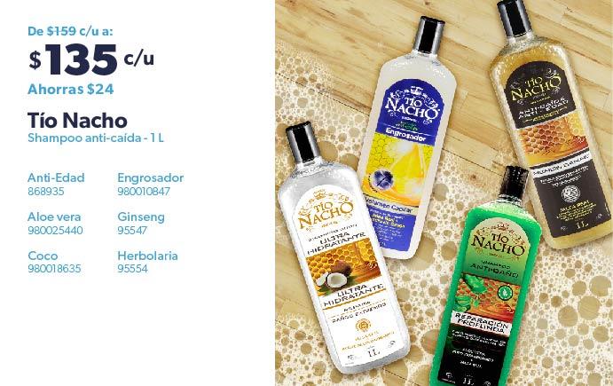Shampoo anti-caída - 1 L