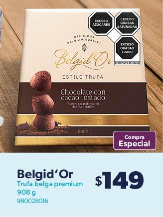 Trufa belga premium