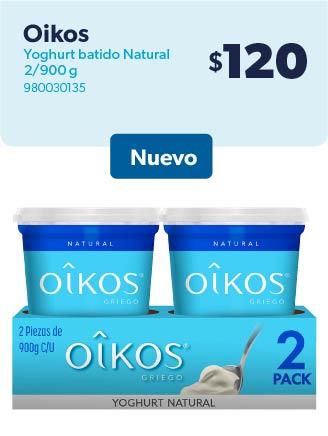 Yoghurt batido Natural